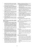 BlackandDecker Scie Circulaire- Ks1600lk - Type 1 - Instruction Manual (Slovaque) - Page 6