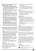 BlackandDecker Scie Circulaire- Cd601 - Type 3 - Instruction Manual (Anglaise) - Page 7