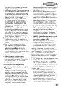 BlackandDecker Scie Sauteuse- Ks495 - Type 1 - Instruction Manual (Européen Oriental) - Page 5