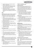 BlackandDecker Scie Sauteuse- Ks495 - Type 1 - Instruction Manual (Européen Oriental) - Page 7