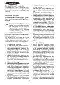 BlackandDecker Scie Circulaire- Cd602 - Type 3 - Instruction Manual (la Hongrie) - Page 4