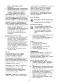 BlackandDecker Scie Egoine- Rs1050e(K) - Type 1 - Instruction Manual (Slovaque) - Page 6