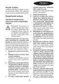 BlackandDecker Tournevis- Bdcs36g - Type 1 - Instruction Manual (Tchèque) - Page 3