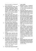 BlackandDecker Tournevis- Bdcs36g - Type 1 - Instruction Manual (Tchèque) - Page 5
