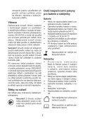 BlackandDecker Tournevis- Bdcs36g - Type 1 - Instruction Manual (Tchèque) - Page 7