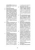 BlackandDecker Tournevis- Bdcs36g - Type 1 - Instruction Manual (Roumanie) - Page 4
