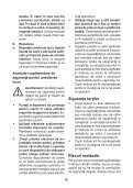 BlackandDecker Tournevis- Bdcs36g - Type 1 - Instruction Manual (Roumanie) - Page 6
