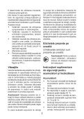 BlackandDecker Tournevis- Bdcs36g - Type 1 - Instruction Manual (Roumanie) - Page 7