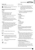 BlackandDecker Tournevis- Pp360 - Type 1 - Instruction Manual (Anglaise) - Page 5