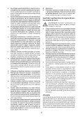 BlackandDecker Tournevis- Kc460ln - Type H1 - Instruction Manual (Roumanie) - Page 4