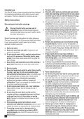 BlackandDecker Tournevis- Kc460ln - Type H1 - Instruction Manual (Anglaise) - Page 4