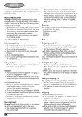 BlackandDecker Escabeau De Cuisine- Sk5050 - Type 1 - Instruction Manual (Anglaise - Italienne - Grecs) - Page 2