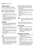 BlackandDecker Presse Fruits- Cj500 - Type 1 - Instruction Manual (Anglaise - Italienne - Grecs) - Page 4