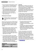 BlackandDecker Presse Fruits- Cj750 - Type 1 - Instruction Manual (Anglaise - Italienne - Grecs) - Page 6