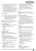 BlackandDecker Mixeur- Bl355 - Type 1 - Instruction Manual (Anglaise - Italienne - Grecs) - Page 7