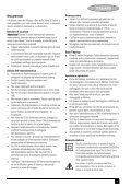 BlackandDecker Mixeur- Bs500 - Type 1 - Instruction Manual (Européen) - Page 7