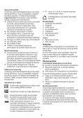 BlackandDecker Aspirateur Port S/f- Dv9605en - Type H3 - Instruction Manual (la Hongrie) - Page 6