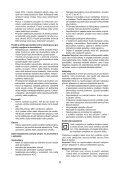 BlackandDecker Aspirateur Port S/f- Pv1205 - Type H1 - Instruction Manual (Tchèque) - Page 6