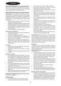 BlackandDecker Aspirateur Sans Fil- Fv1805n(B) - Type H2 - Instruction Manual (Pologne) - Page 5