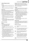 BlackandDecker Aspirateur Port S/f- Dv9610ecn - Type H1 - Instruction Manual (Européen) - Page 5