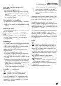 BlackandDecker Aspirateur Port S/f- Dv9610ecn - Type H1 - Instruction Manual (Européen) - Page 7