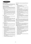 BlackandDecker Aspirateur Sans Fil- Fv1805n(B) - Type H2 - Instruction Manual (Turque) - Page 5