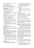 BlackandDecker Mini Vac- Orb48 - Type H1 - Instruction Manual (Slovaque) - Page 6