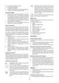 BlackandDecker Mini Vac- Orb48 - Type H1 - Instruction Manual (Roumanie) - Page 5