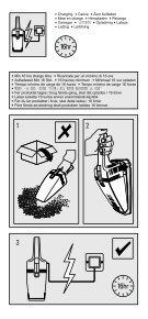 BlackandDecker Aspirateur Port S/f- Hc435 - Type 1 - Instruction Manual - Page 4