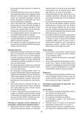 BlackandDecker Aspirateur Port S/f- Pv9605 - Type H2 - Instruction Manual (Roumanie) - Page 6