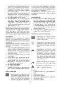 BlackandDecker Aspirateur Port S/f- Pv9605 - Type H2 - Instruction Manual (Roumanie) - Page 7
