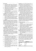 BlackandDecker Balai Laveur Vapeur- Fsm1630bl - Type 1 - Instruction Manual (Tchèque) - Page 6