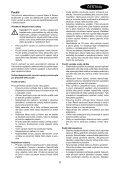 BlackandDecker Aspirateur Port S/f- Pv1405 - Type H1 - Instruction Manual (Tchèque) - Page 5