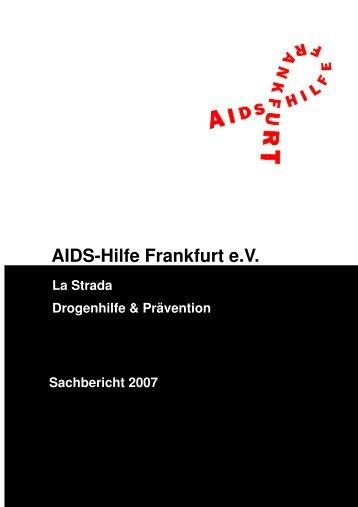 Abgabe von Spritzen und Nadeln 2004 bis 2007