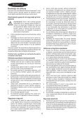 BlackandDecker Aspirateur Port S/f- Pv9625n - Type H1 - Instruction Manual (Roumanie) - Page 4