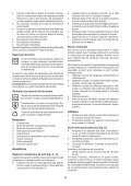 BlackandDecker Aspirateur Port S/f- Pv9625n - Type H1 - Instruction Manual (Roumanie) - Page 6