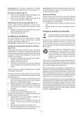 BlackandDecker Aspirateur Port S/f- Pv9625n - Type H1 - Instruction Manual (Roumanie) - Page 7