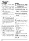 BlackandDecker Balai Laveur Vapeur- Fsm1620 - Type 1 - Instruction Manual (Lettonie) - Page 6