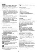 BlackandDecker Aspirateur Port S/f- Dv1205en - Type H3 - Instruction Manual (Pologne) - Page 6