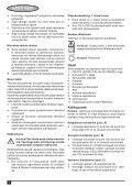 BlackandDecker Balai Laveur Vapeur- Fsm1620 - Type 1 - Instruction Manual (Estonie) - Page 6