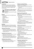 BlackandDecker Balai Laveur Vapeur- Fsm1620 - Type 1 - Instruction Manual (Européen) - Page 4