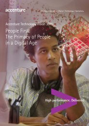 People First The Primacy of People in a Digital Age