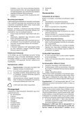 BlackandDecker Mini Vac- Orb72 - Type H1 - Instruction Manual (la Hongrie) - Page 5