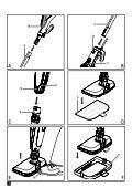 BlackandDecker Balai Laveur Vapeur- Fsm1500 - Type 1 - 2 - Instruction Manual (Européen) - Page 2