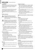 BlackandDecker Wet N'dry Vac- Wd9610ecn - Type H1 - Instruction Manual (Européen) - Page 4