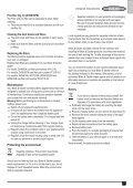 BlackandDecker Wet N'dry Vac- Wd9610ecn - Type H1 - Instruction Manual (Européen) - Page 7