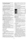 BlackandDecker Balai Laveur Vapeur- Fsm1500 - Type 1 - 2 - Instruction Manual (Pologne) - Page 6