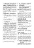 BlackandDecker Balai Laveur Vapeur- Fsm1500 - Type 1 - 2 - Instruction Manual (Pologne) - Page 7