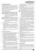 BlackandDecker Balai Laveur Vapeur- Fsm1500 - Type 1 - 2 - Instruction Manual (Lettonie) - Page 5