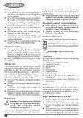 BlackandDecker Balai Laveur Vapeur- Fsm1500 - Type 1 - 2 - Instruction Manual (Lettonie) - Page 6